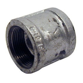 Mueller Proline 1-1/4-in Dia Galvanized Coupling Fitting