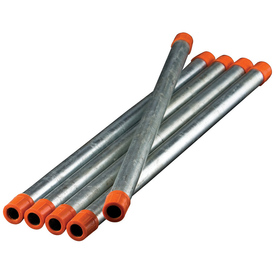 Southland Pipe 1-in x 48-in 150-PSI Galvanized Pipe