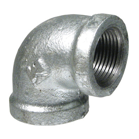 Mueller Proline 1-1/4-in Dia 90-Degree Galvanized Elbow Fitting