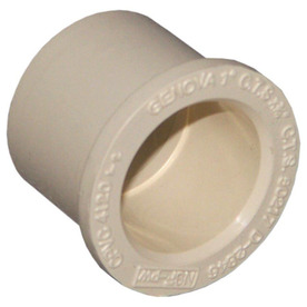 Genova 1 Dia Bushing CPVC Fittings