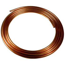 NIBCO 3/8-in dia x 20-ft L Coil Copper Pipe