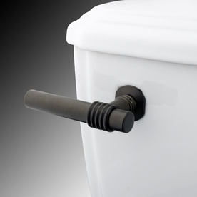 Elements of Design Milano Oil-Rubbed Bronze Toilet Handle